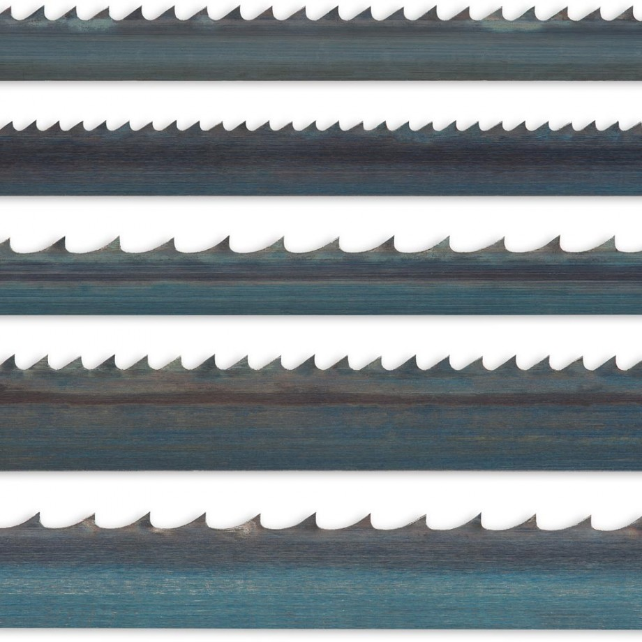 """Axcaliber Pack of 3 - Metal cutting blades1,640mm(64.1/2"""")"""