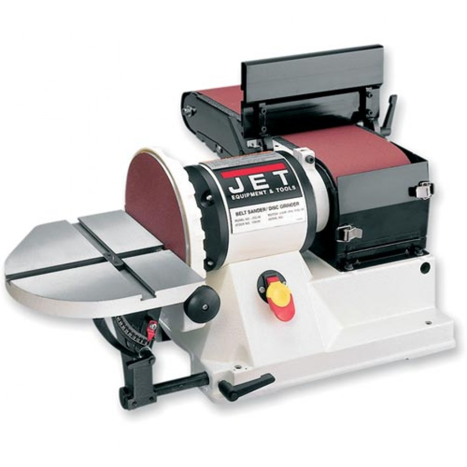 Jet Jsg 96 Combination Belt Amp Disc Sander Combined Belt