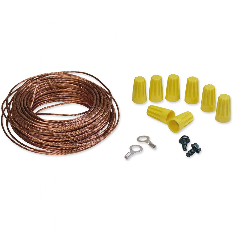Dust Extraction System Grounding Kit