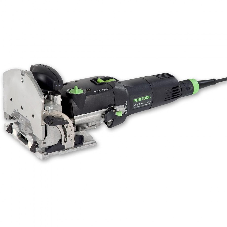 Festool DF500 Q-Plus Domino Dowel Jointer - 230V