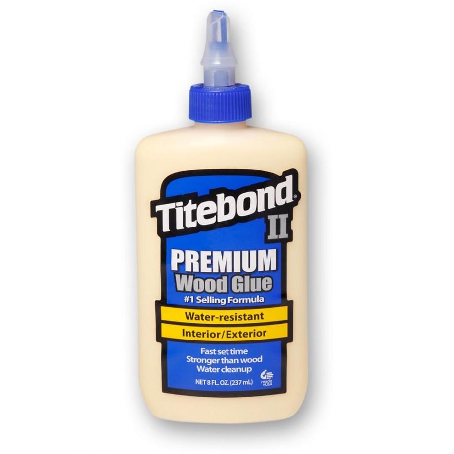 Titebond ll Premium Wood Glue - 237ml (8floz)