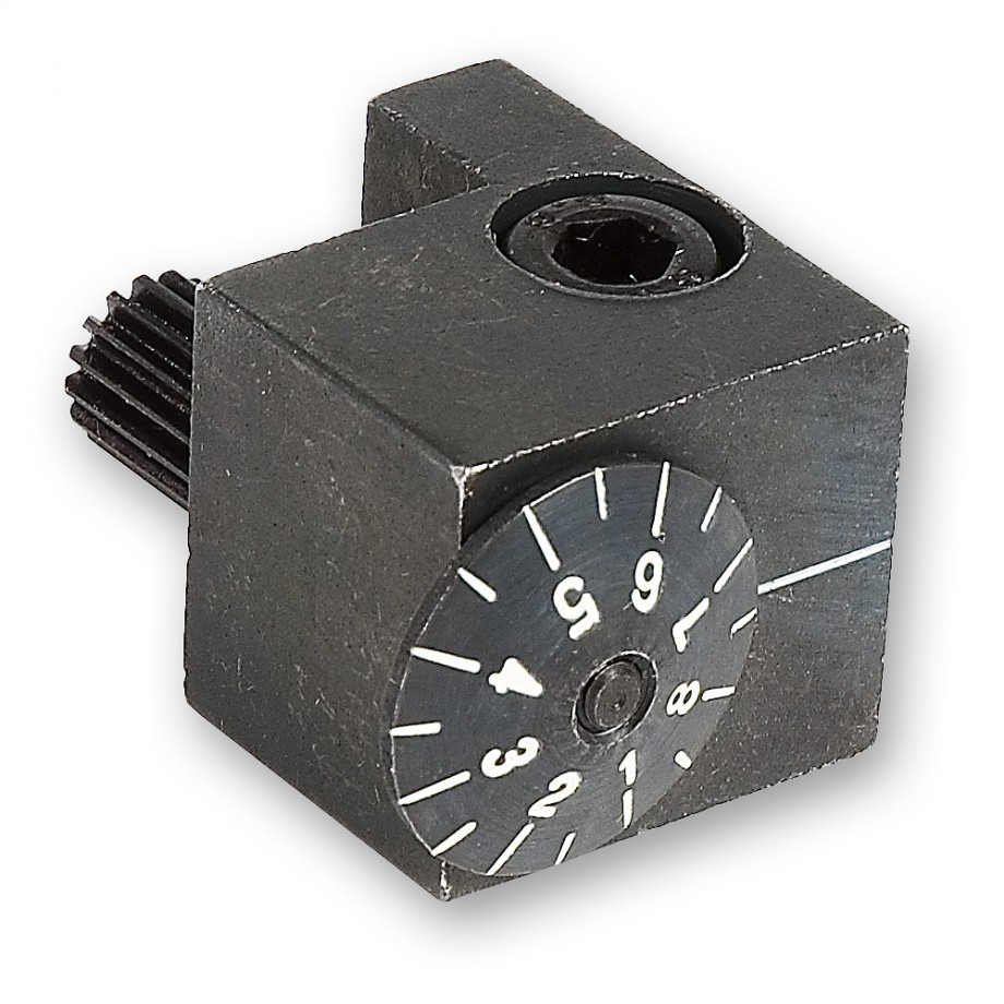 Axminster SIEG SC2 Metric Thread Dial Indicator