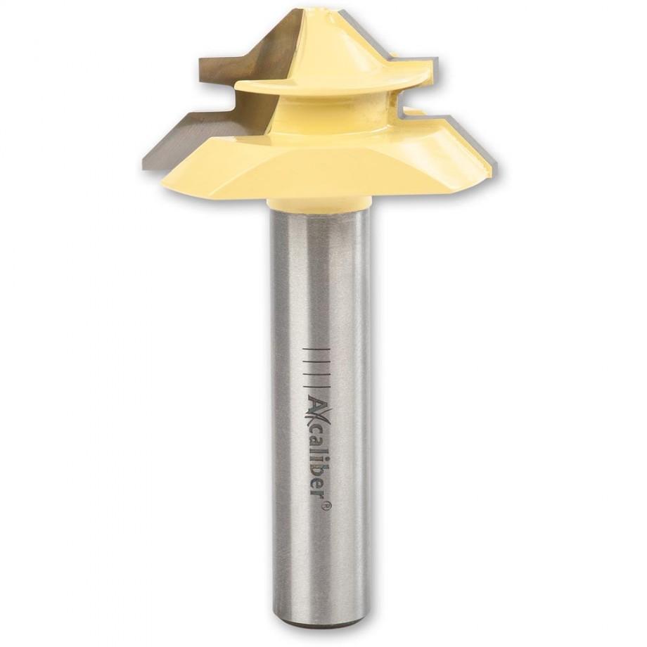 """Axcaliber Mitre Lock Cutter - D=69.9 - X=30.2mm - S=1/2""""(12.7mm)"""