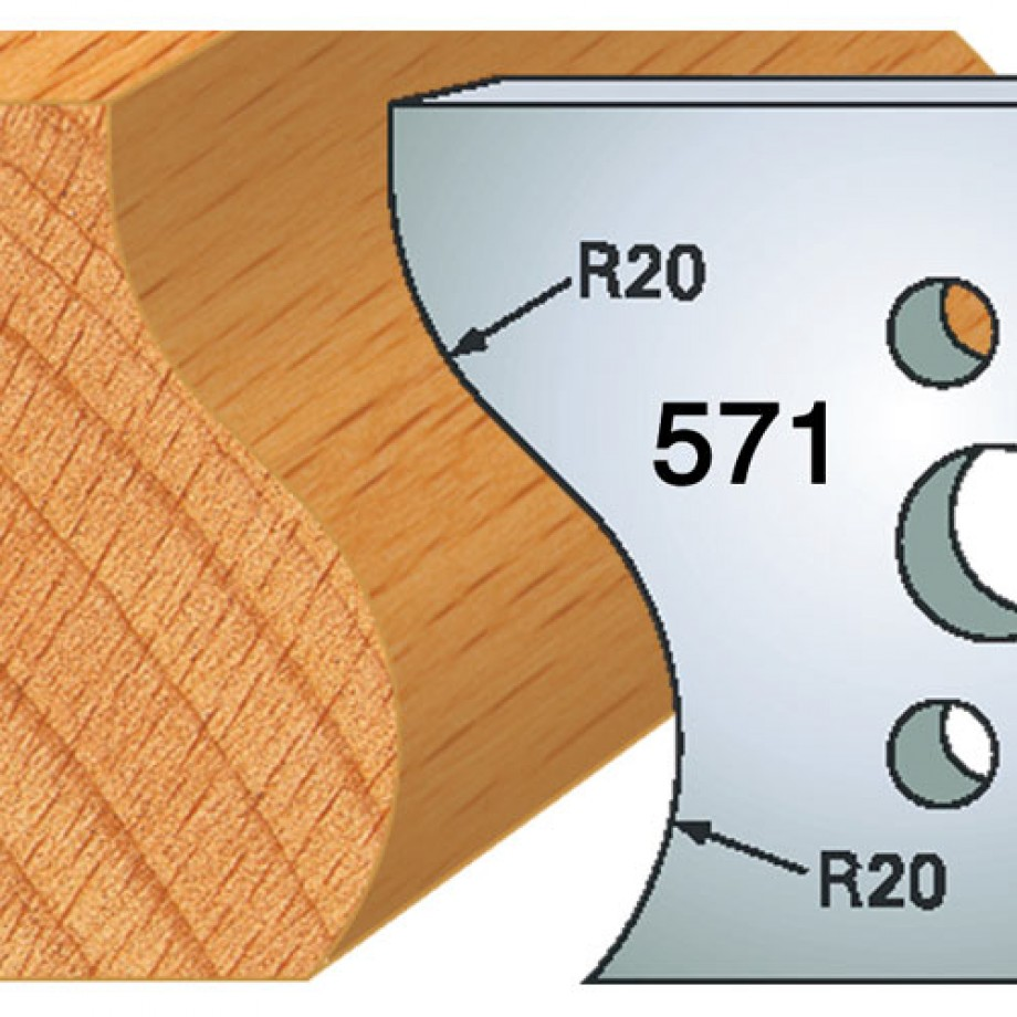 Axcaliber Pair of Limiters - 571