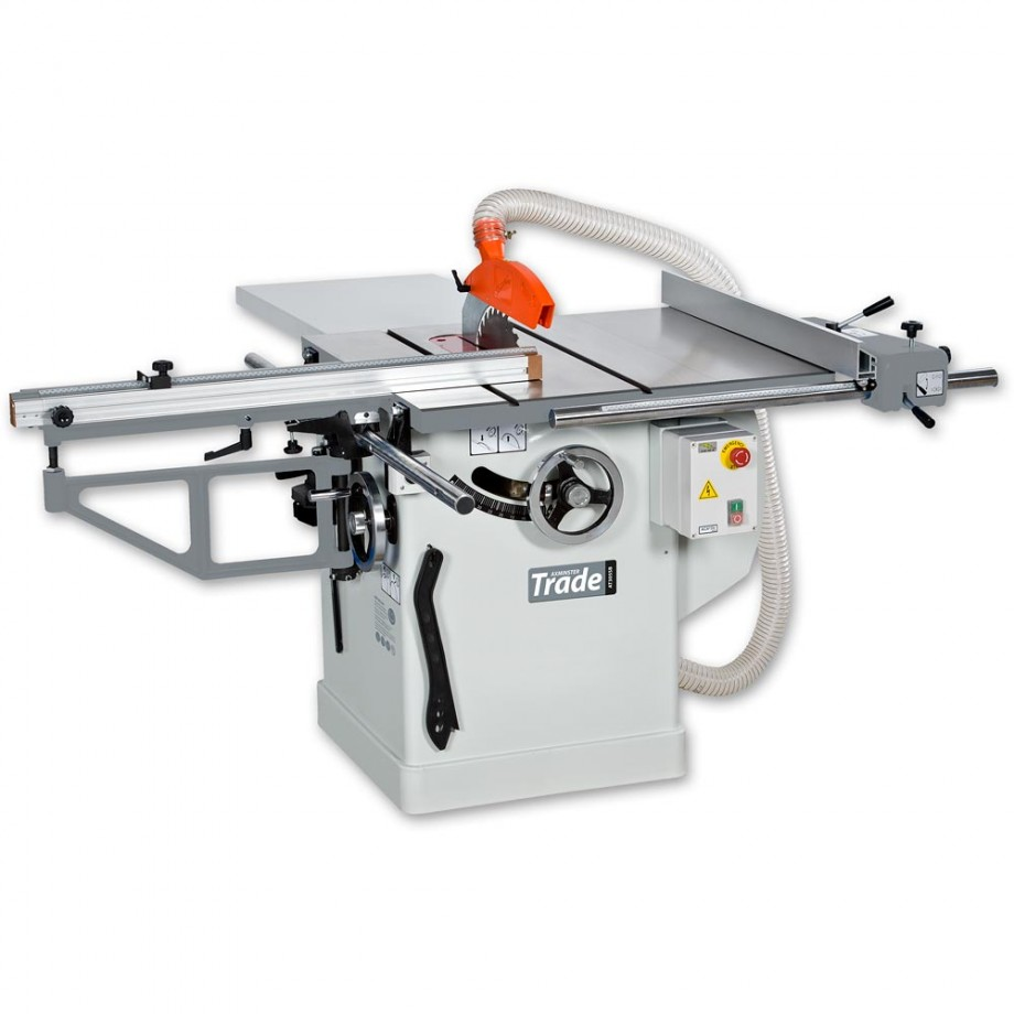 Axminster Industrial Series TSCE-12R 305mm Table Saw - 415V