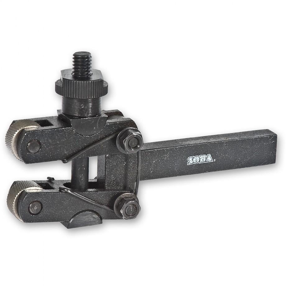 Adjustable Knurling Tool Holder