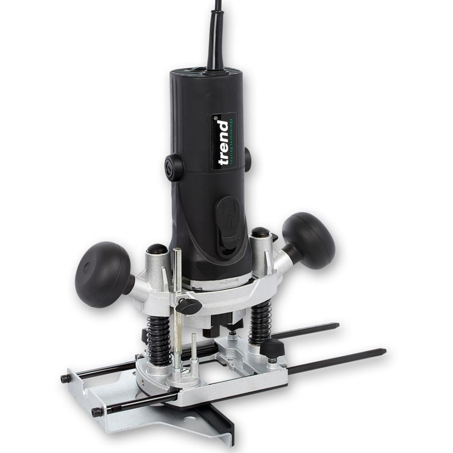"""Trend T4 1/4"""" Router - 230V"""