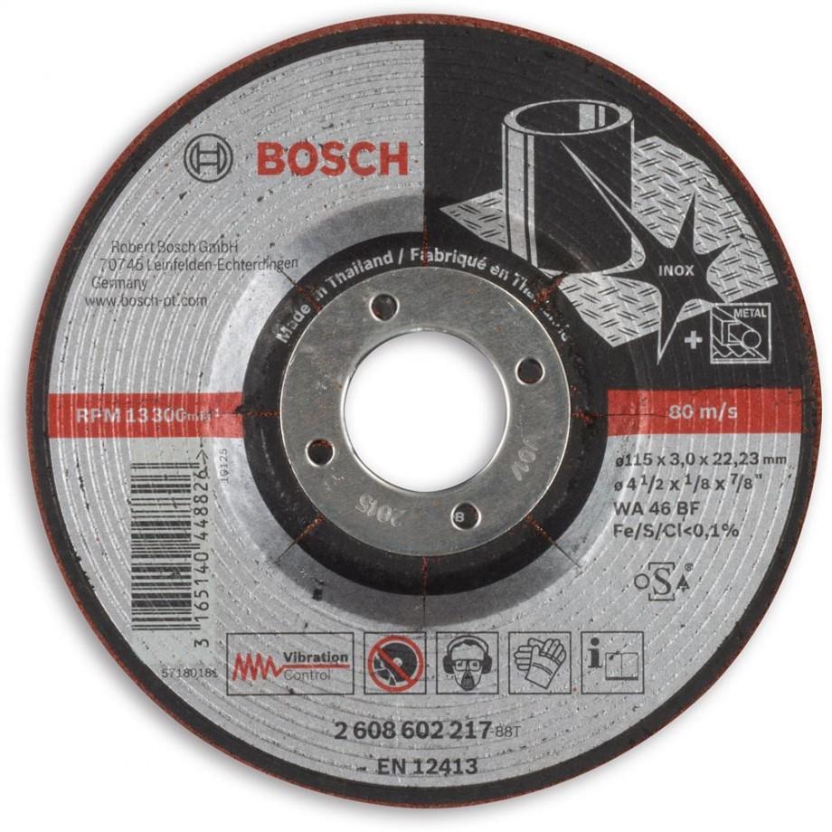 Bosch Semi Flexible Thin Grinding Discs