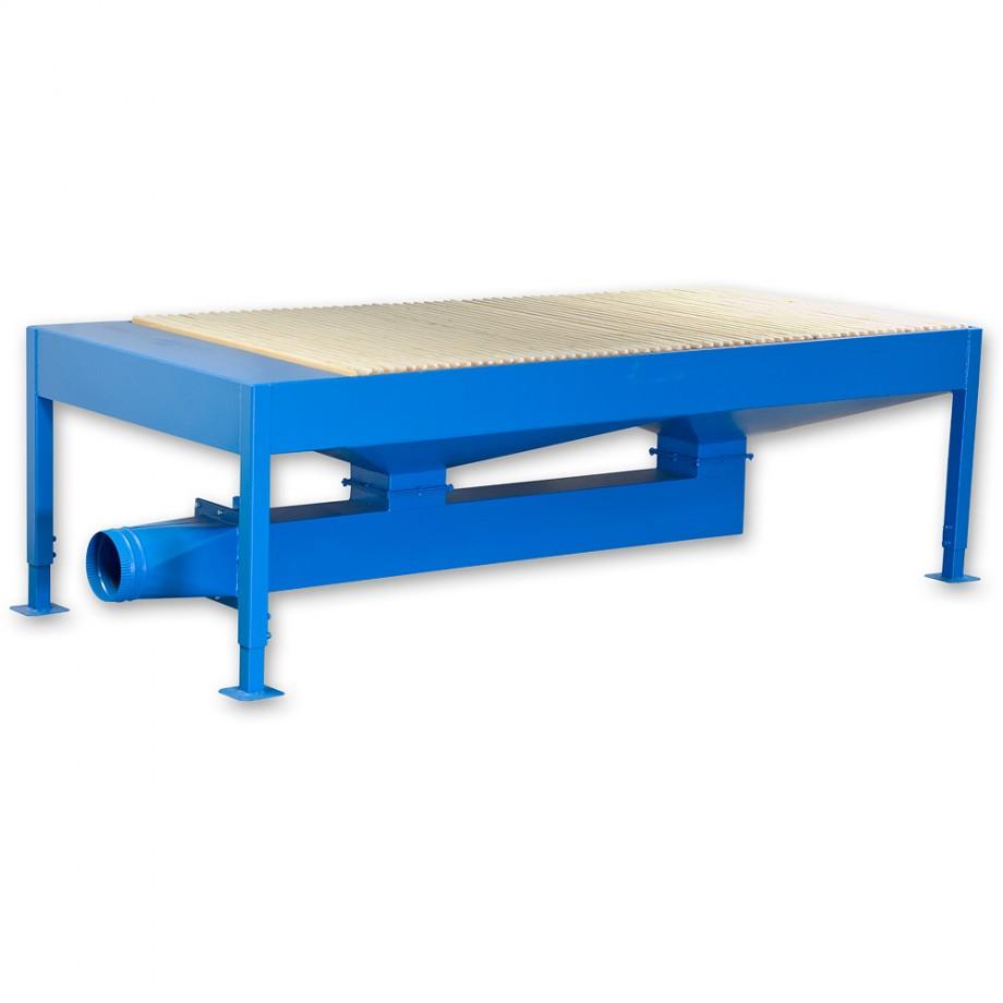 ELBH OBS3 (b) Commercial Downdraft Table (2,400 x 1,200mm)