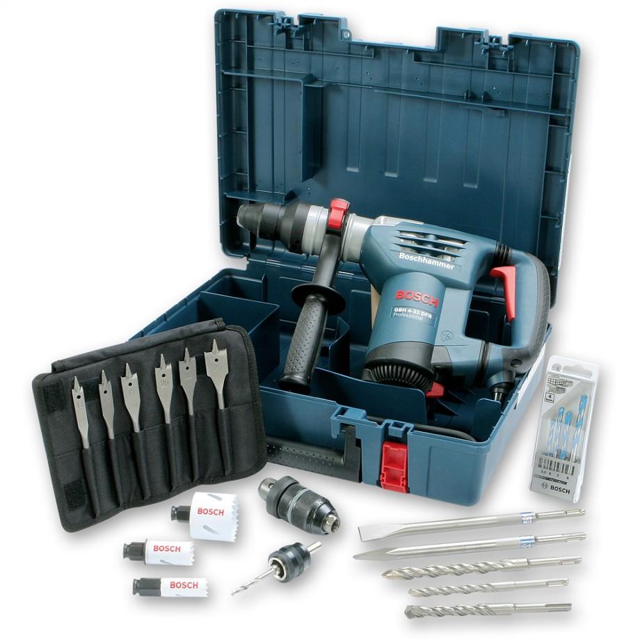 Bosch GBH 4-32 DFR SDS+ Multi Drill