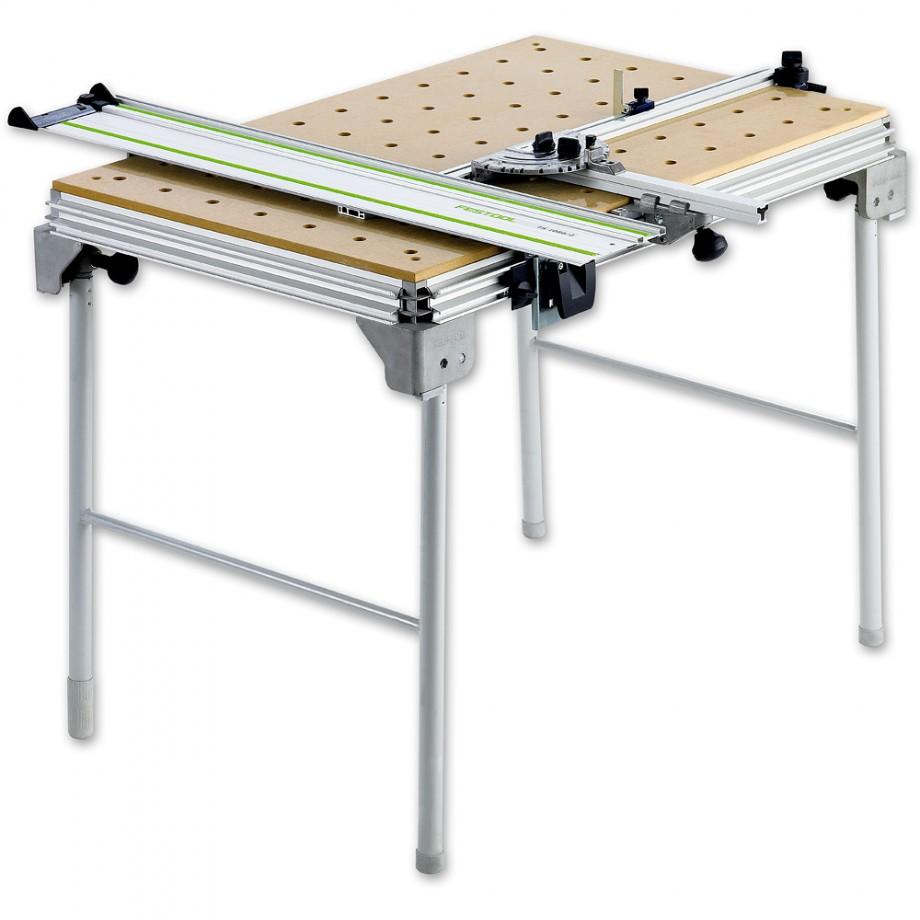 Festool MFT/3 Multifunctional Table with Accessories