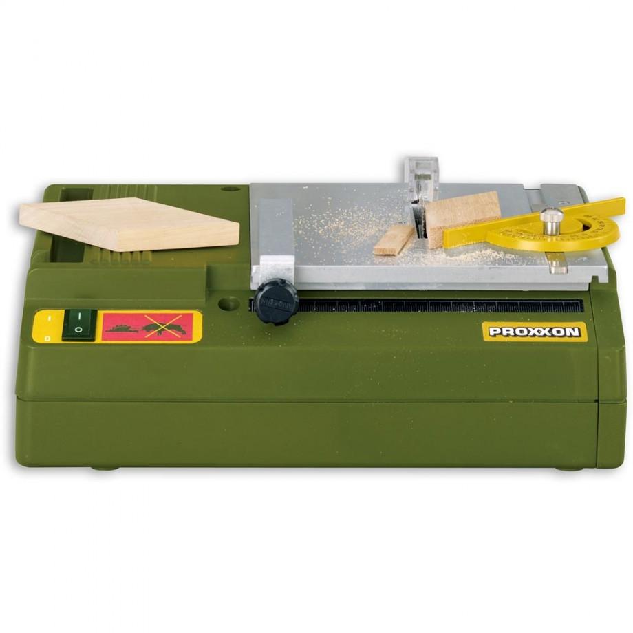 Proxxon KS 230 Saw & HSS Fine Blade for KS230E - PACKAGE DEAL