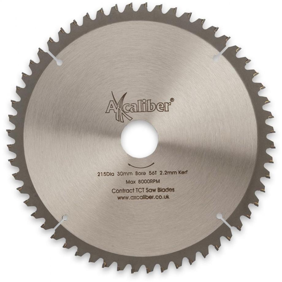 Axcaliber Contract 254mm Neg Rake TCT Saw Blade