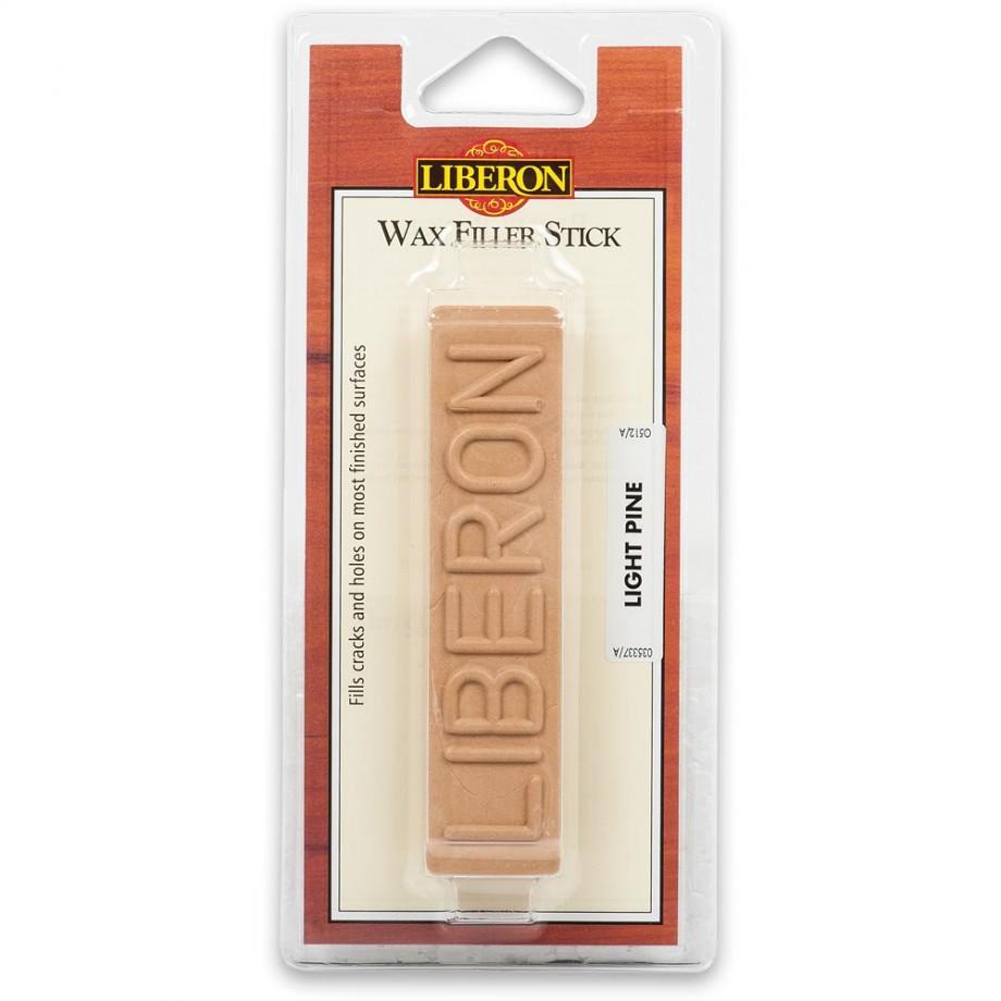 Liberon Wax Filler Stick - #15 Light Pine 50g