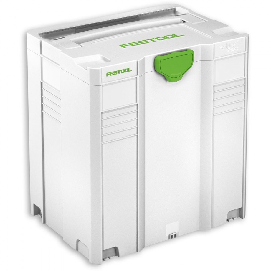 Festool Systainer T-LOC Case - Sys 5, 420mm High