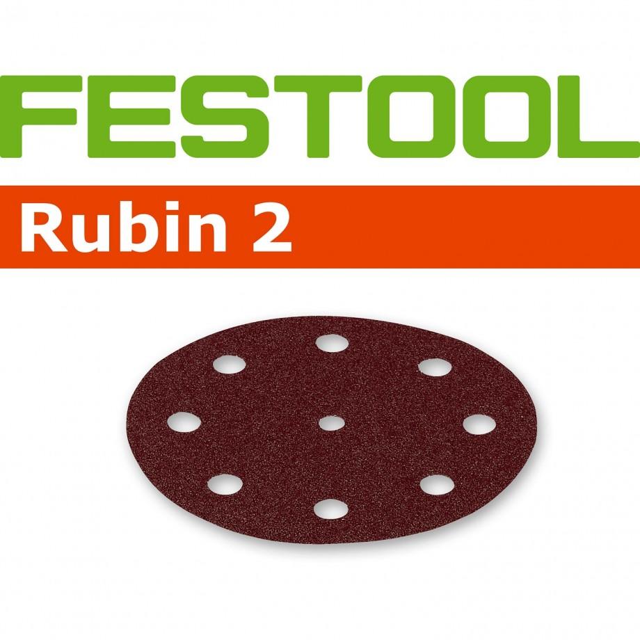 Festool Rubin 125mm Sanding Discs - 150 Grit