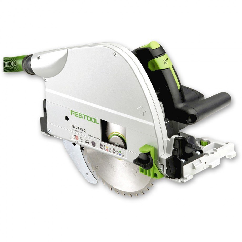 Festool TS 75 EBQ Circular Saw - 230V