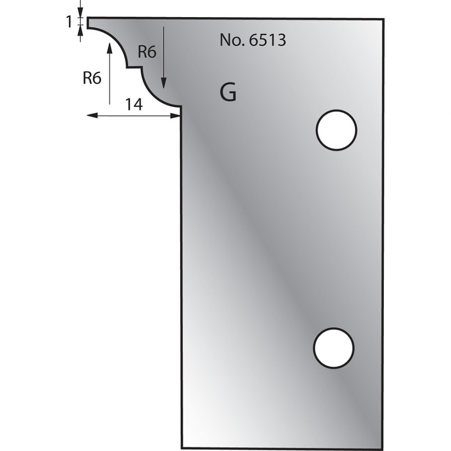 Whitehill No 6513 Scribing Cutter