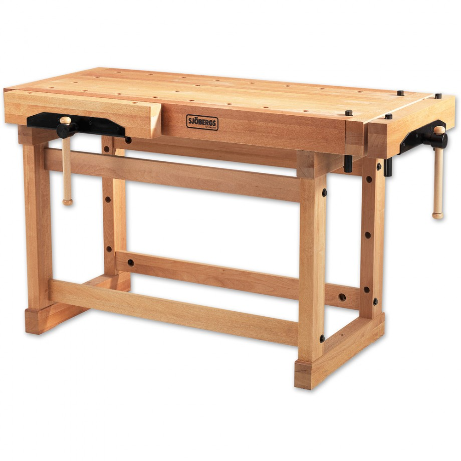 Sjobergs Elite 1500 Cabinetmaker's Bench