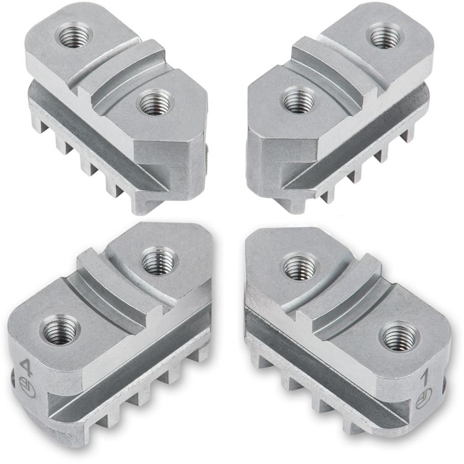 Axminster Accessory Mounting Jaws for Nova Type Jaws