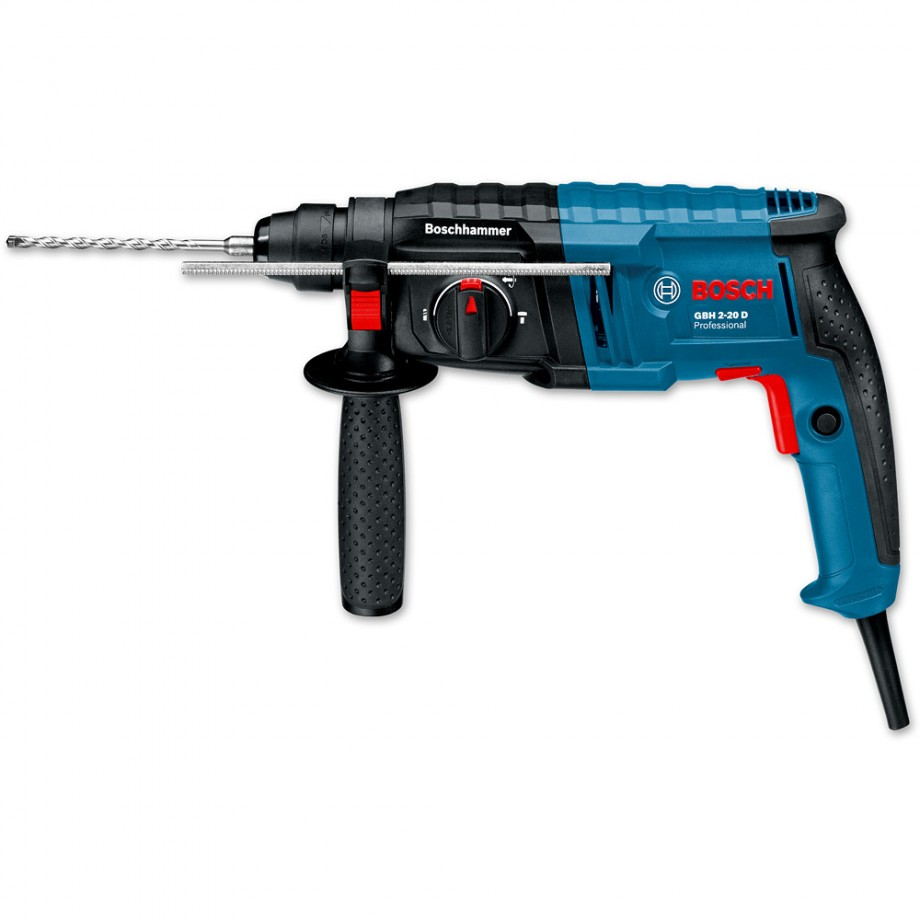 Bosch GBH 2-20 D 3 Function SDS+ Drill