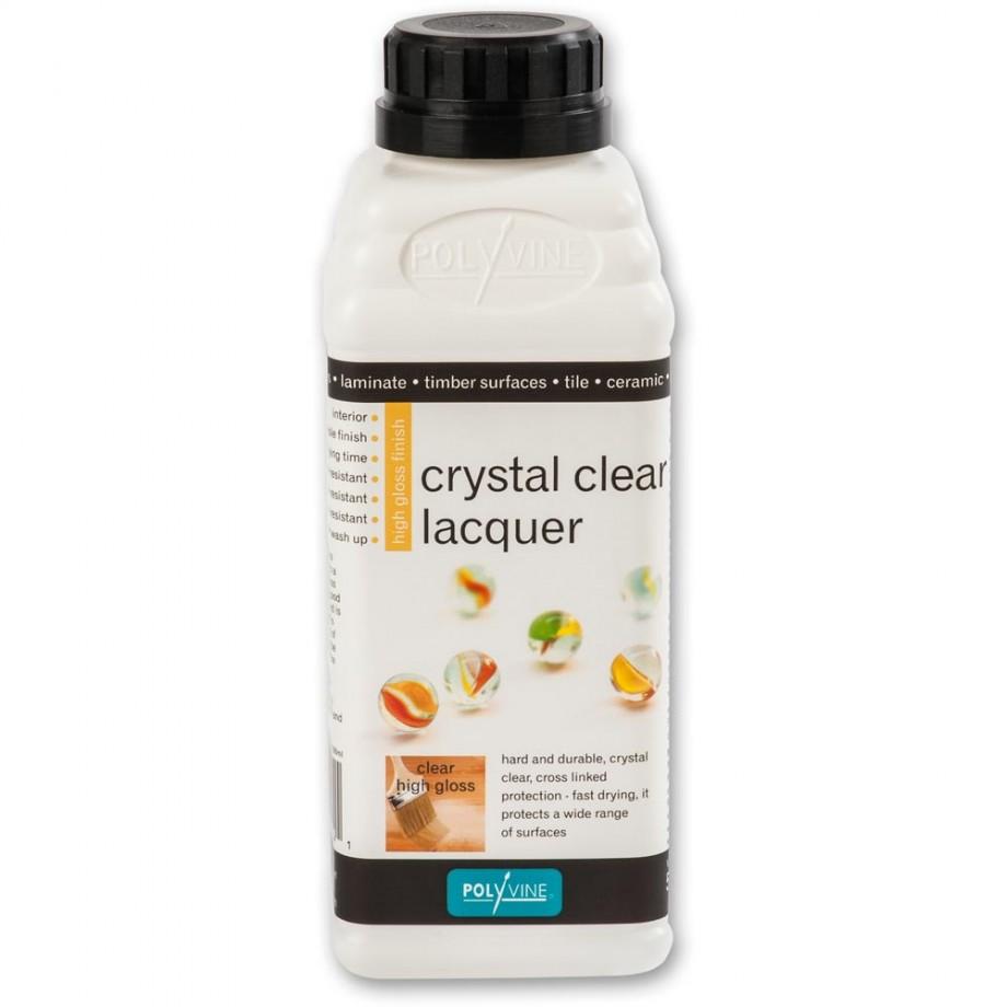 Polyvine Gloss Lacquer 500ml