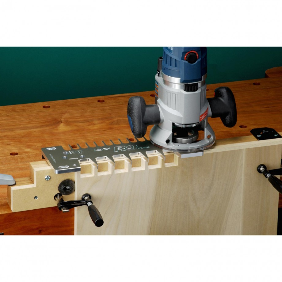 Leigh R9 Plus Joinery System