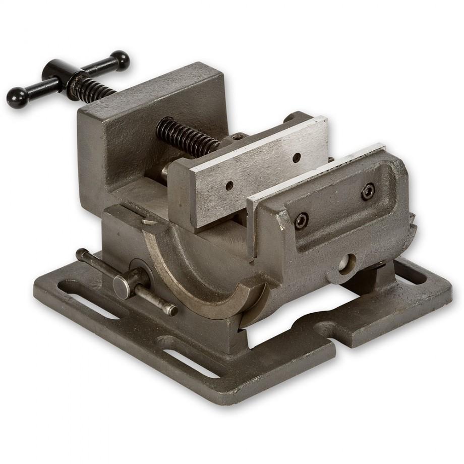 Axminster 100mm Tilting Drill Vice