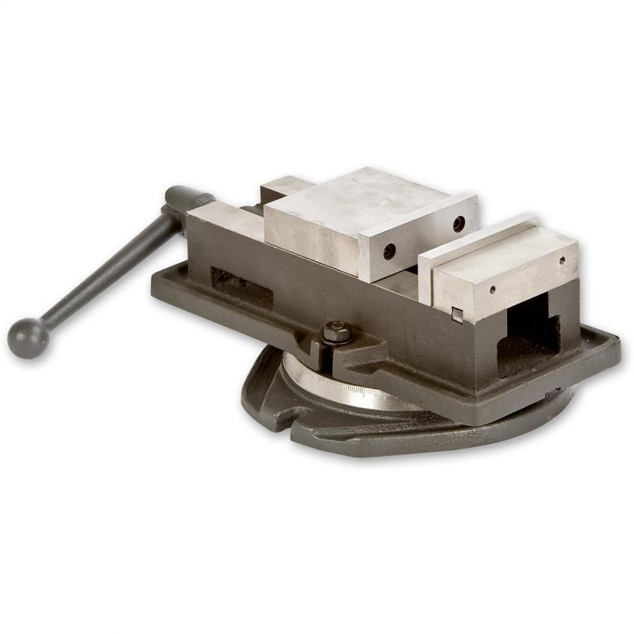 "Axminster Accu-Lock Machine Vice 125mm(5"")"