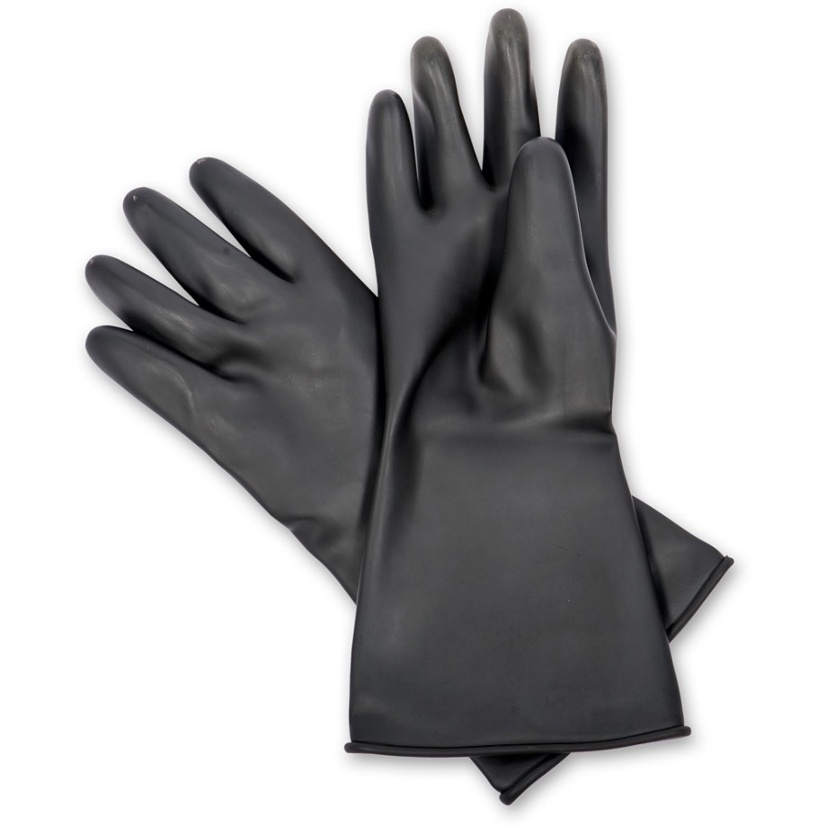 Prochem Heavy Duty Rubber Gloves