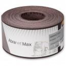 Abranet Max Abrasive Roll 101mm x 25m 80g