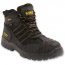 DeWALT Nickel Safety Boot Black Size 9