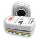 JSP Force™ 8  Press To Check ABEK1 P3 Filters - Set of 2