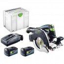 Festool HKC 55 Li 5.2 EB-PLUS Circular Saw AIRSTREAM 18V