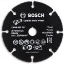 Bosch 76mm Carbide Multi Wheel for GWS 10.8