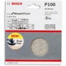 Bosch Net M480 Abrasive 125mm x 100G Pkt 5