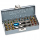Axminster Trade Bitz 28 Piece TiN Coated Bit Set