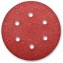 Bosch Abrasive Disc - 150mm 240 Grit (Pkt 5)