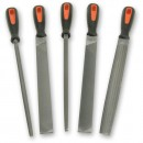 Bahco 1-478-10-1-2 File Set 5 Piece - 250mm(10in)