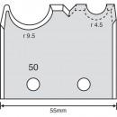 Whitehill Cutter Profile - 50 (Pair)