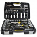 "Stanley 96 Piece Socket Set (1/4"" & 1/2"")"