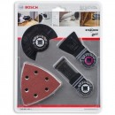 Bosch 'All in One' Multi-Tool Accessory Set (Starlock)