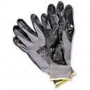 uvex Profas Nitrile Unipur 6634 Work Glove Size 8 (M)