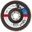 Zirconium Flap Disc - 125mm (22mm Bore) 80 Grit