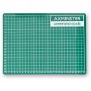Axminster Self Healing Cutting Mat - A4 (210 x 297mm)