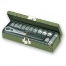 "Proxxon 13 Piece Specialist Workshop Socket Set (1/4"")"