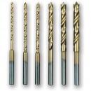 Proxxon 6 Piece HSS Twist Drill Set