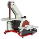 Axminster Hobby Series AW130BD2 Belt & Disc Sander