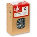 UJK Washer Head Screws T20, 4 x 35mm Coarse Thread (Qty 100)