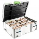 Festool DOMINO 1,060 Assortment & Cutters (DF 500)